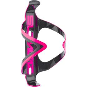 Supacaz Fly Cage Carbon Porte-bidon, neon pink